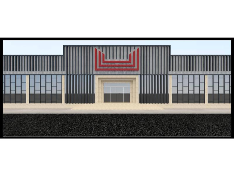 南安某石材公司辦公樓|商業-泉州市花樣年設計有限責任公司