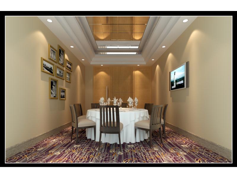 加拿大溫哥華新瑞華餐廳|商業-泉州市花樣年設計有限責任公司