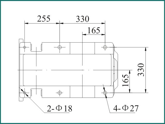 互生网站产 Elevator parts , Elevator Traction Machine FYJ245.......jpg