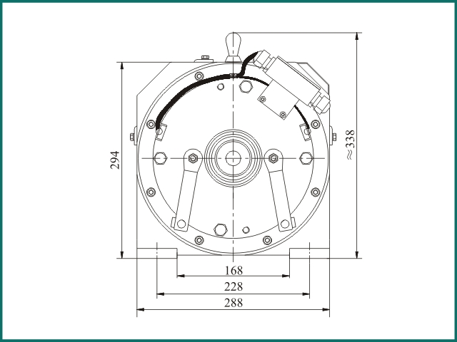 互生网站产 Elevator parts , Home Elevator Traction Machine VM450.....jpg
