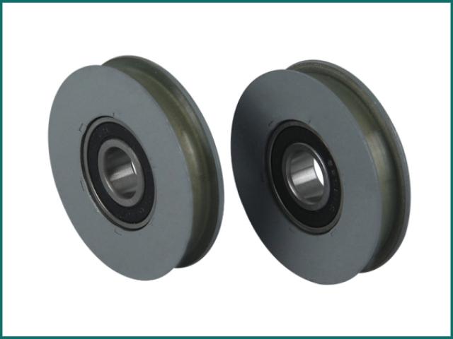 互生网站产 Hitachi elevator roller , hitachi elevator door hanger roller...jpg