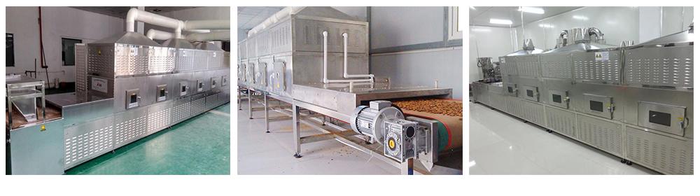 微波烘干杀菌设备和微波干燥机及电加热热风炉厂家