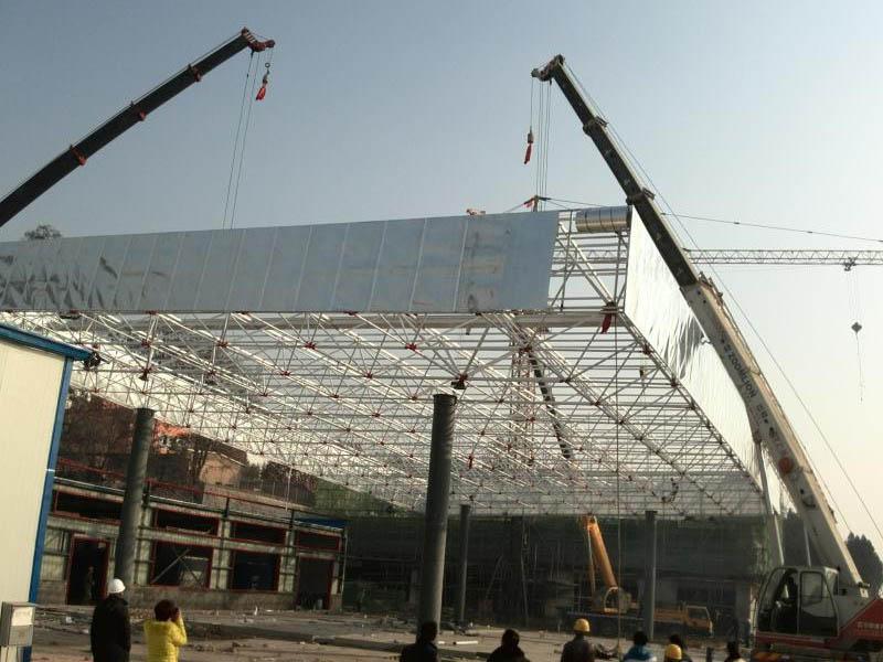 天水钢结构公司