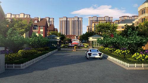 邳州汇龙国际动画|地产建筑应用-徐州艺源动画制作有限公司