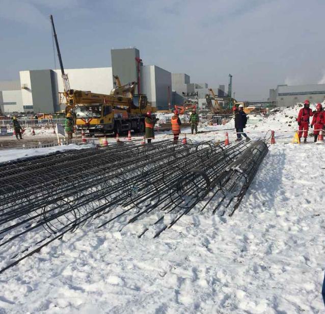 三星灌注桩项目|在建工程-陕西岩泰基础工程有限公司