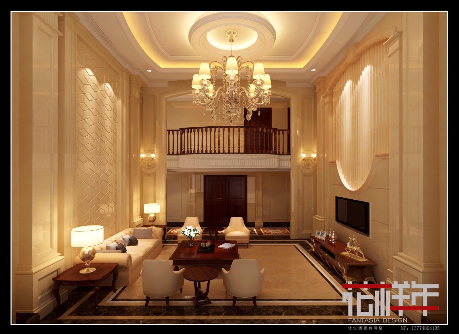 南安自建別墅|住宅-泉州市花樣年設計有限責任公司