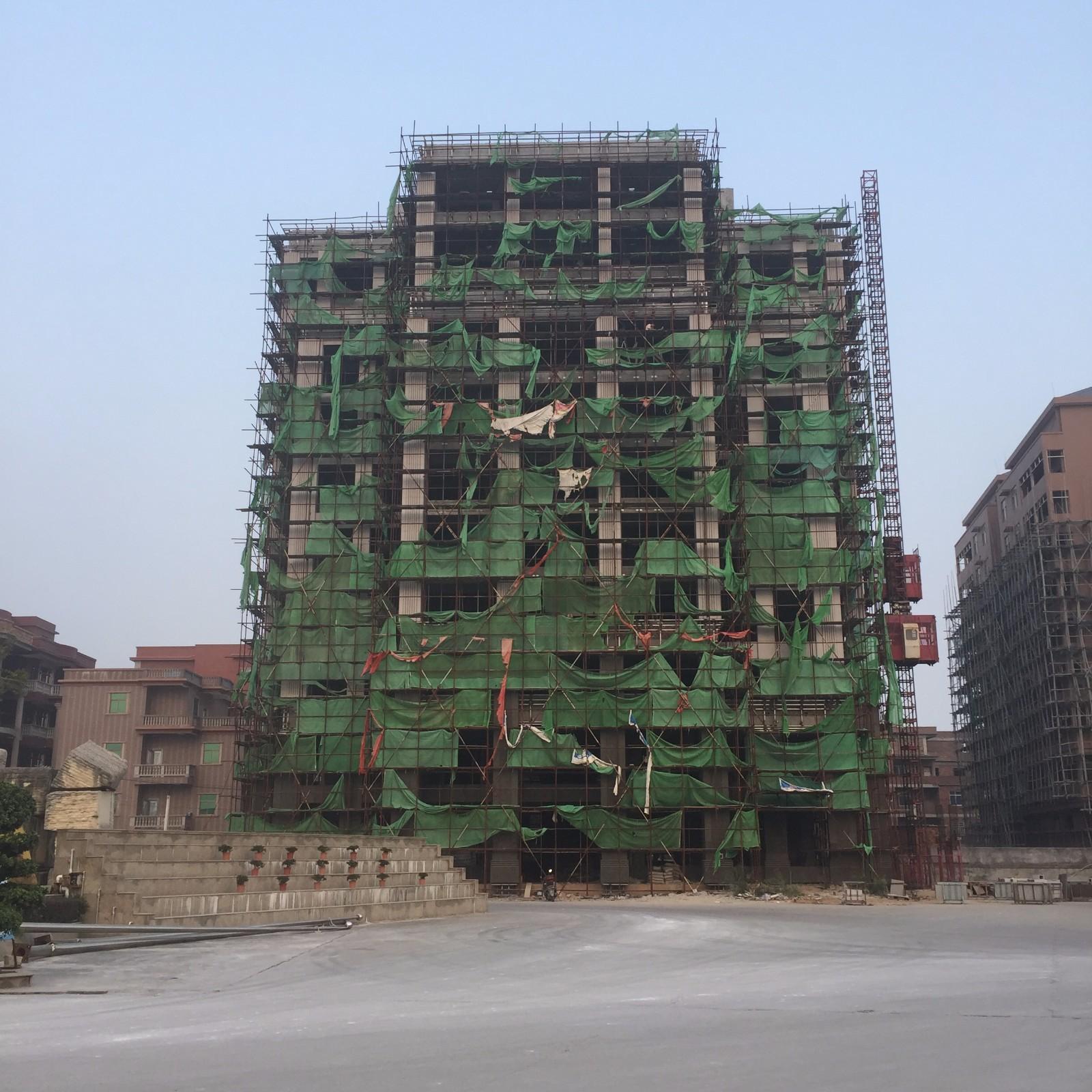 南安官橋新飛達石業辦公樓|建筑-泉州市花樣年設計有限責任公司