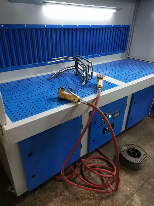 打磨除尘工作台|烟雾净化器-东莞酷维环保净化科技有限公司