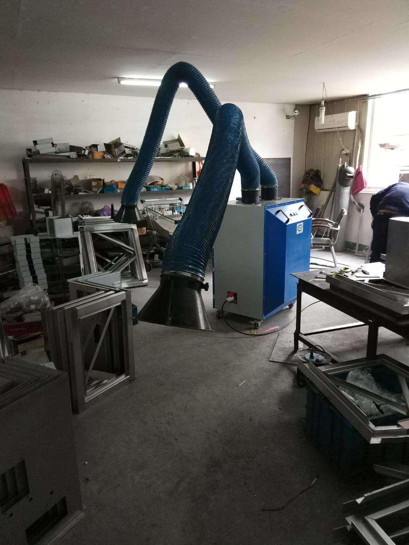 移動式焊煙淨化器|煙霧淨化器-東莞酷維環保淨化科技有限公司
