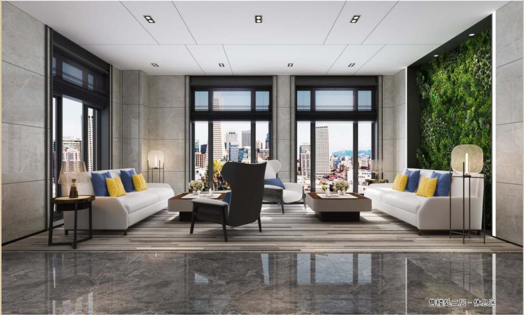 裕昌--蓮湖新城售樓處精裝|在建工程-山東聊城聊裝建筑裝飾工程有限公司