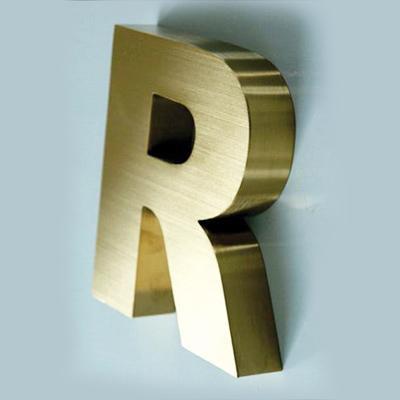 钛金字立体效果|钛金字-重庆金巨和文化传播有限公司