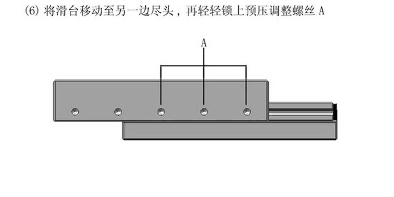 交叉滚子导轨的使用方法|技术服务-咸阳恒旭商贸有限公司