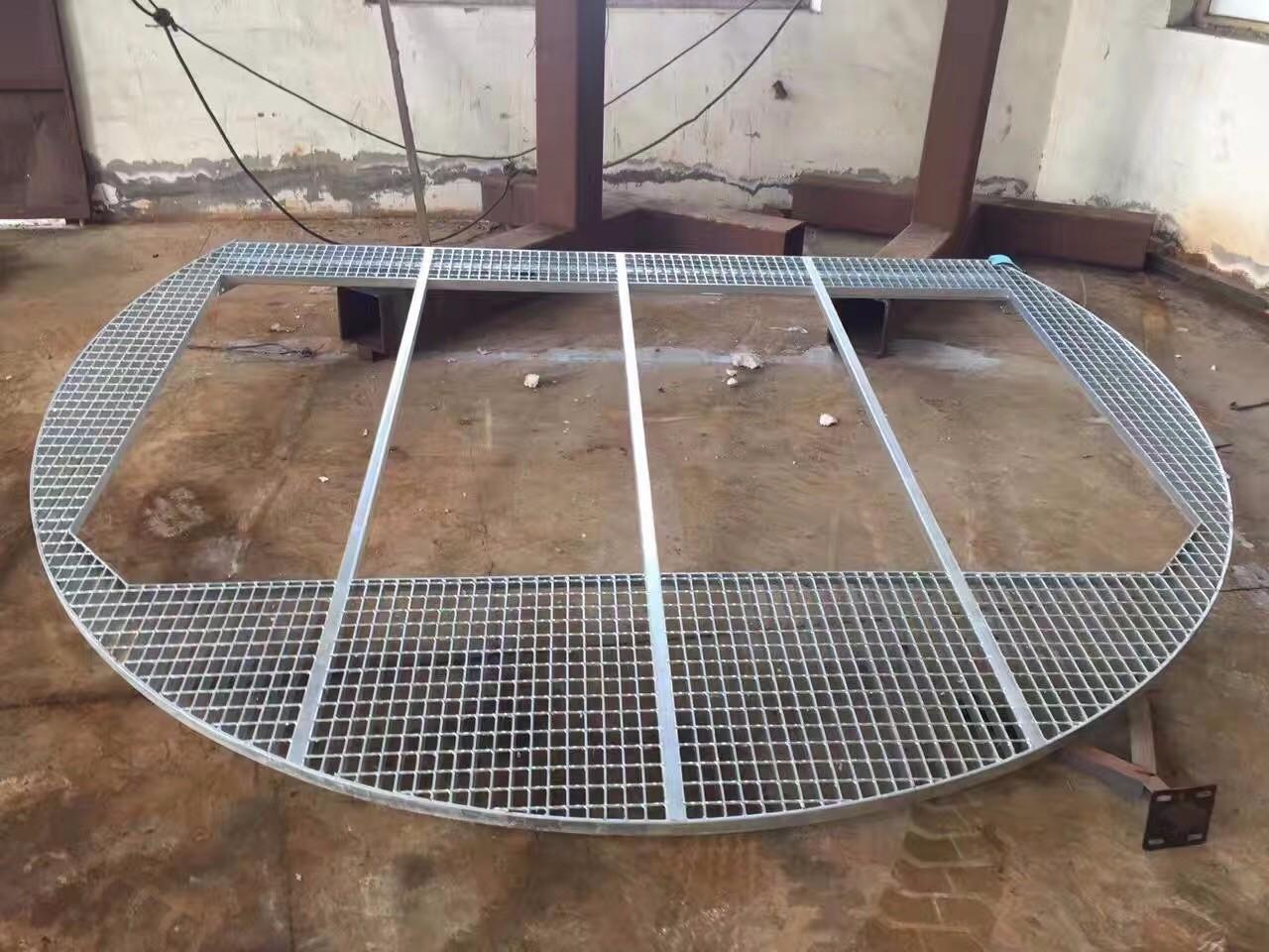 異型鋼格板|鋼格板系列-廣西卓歐金屬制品有限公司