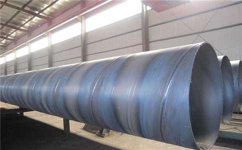 领会螺旋钢管的一些优点和作用