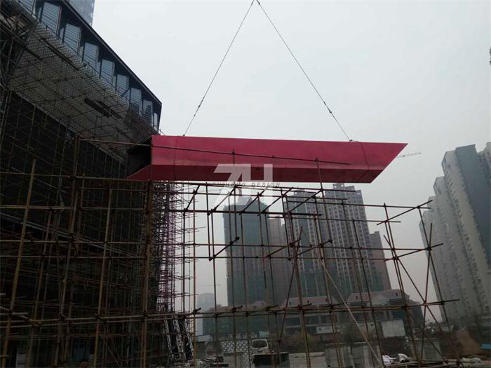 仁寿财富中心主题雕塑|不锈钢雕塑-重庆柒维智造景观艺术有限公司