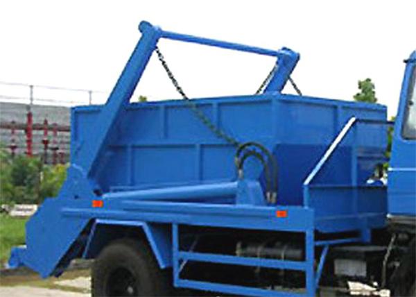 垃圾斗(XH-B02)|垃圾斗-甘肃兴华环境设施有限公司