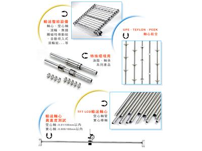 LCD/TFT滚轮传输组及相关零部件
