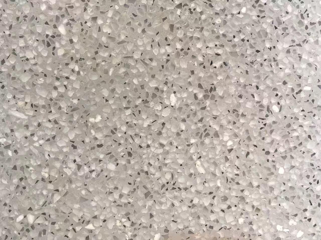 水磨石样板