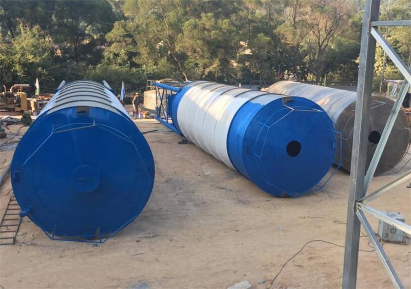 广西50吨水泥罐