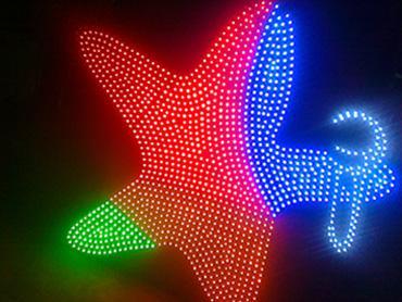 LED树脂发光字优点有哪些