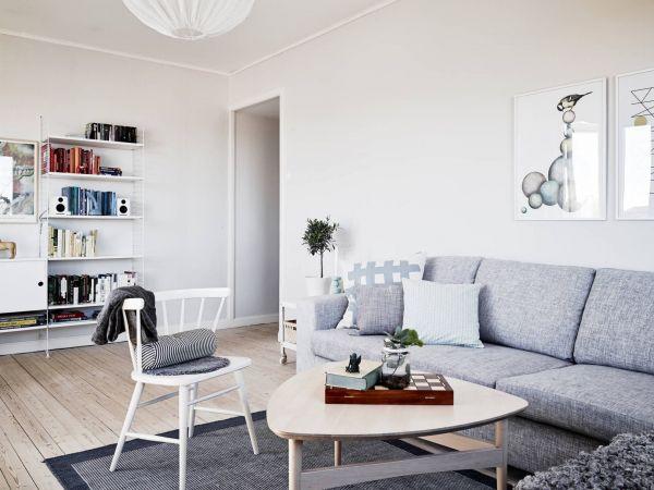 50平北欧风格家居装修