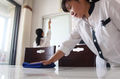 家政保潔服務的流程