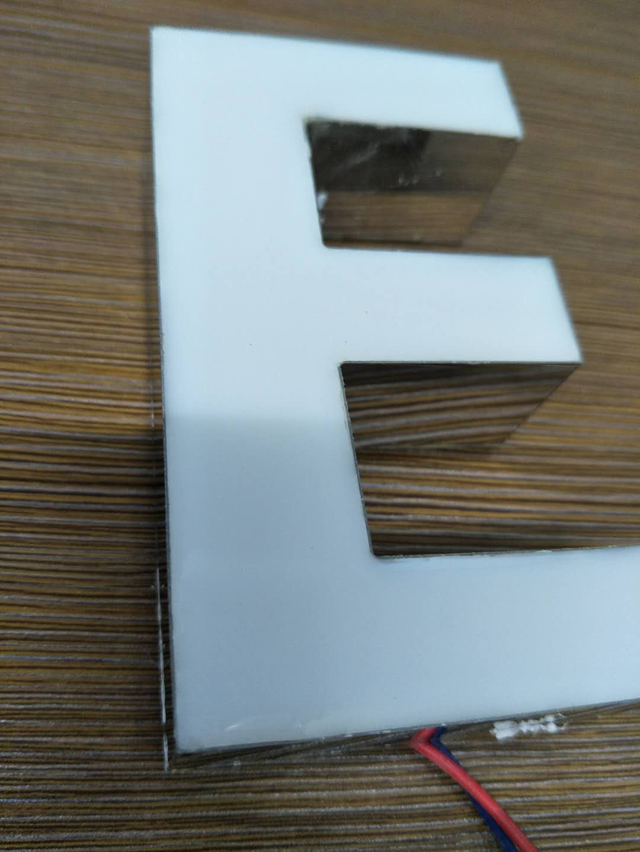 重庆精工树脂字 树脂字-重庆金巨和文化传播有限公司