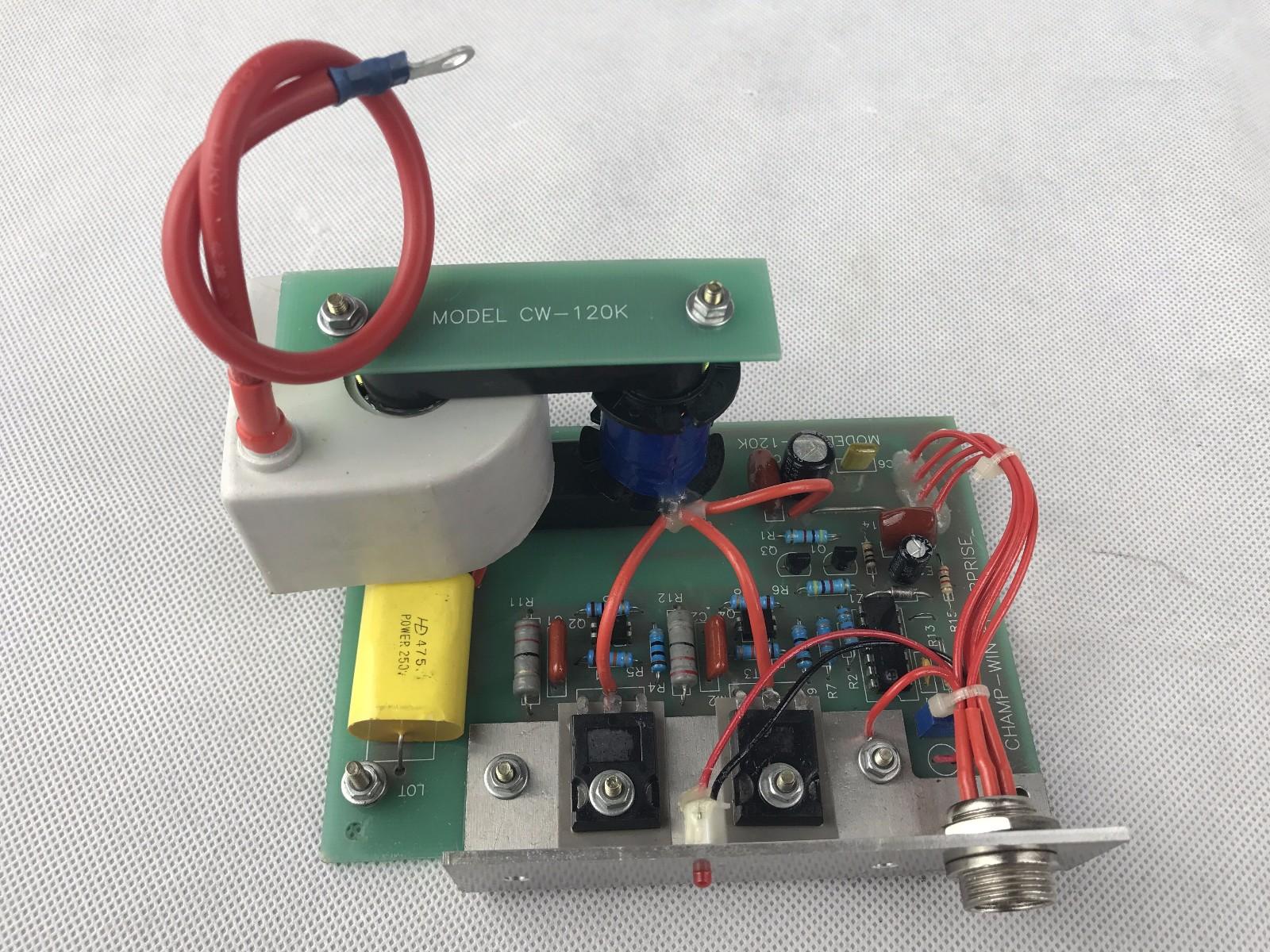 台湾彰誉静电发生器线路板|静电发生器线路电路板-肇庆市百瑞德机械配件有限公司