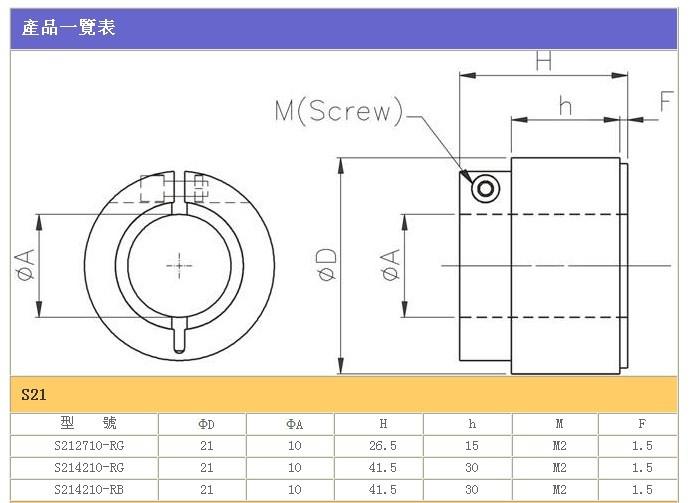 非接触性磁性传动元件--S系列