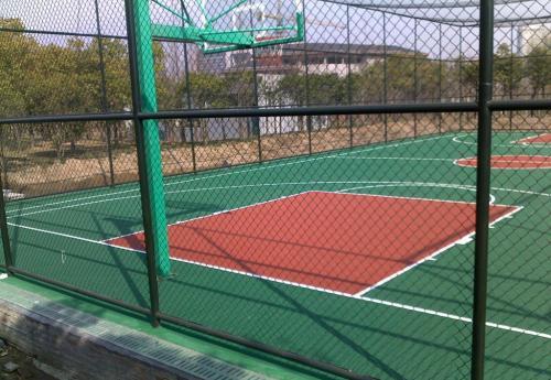 重庆塑胶球场围网