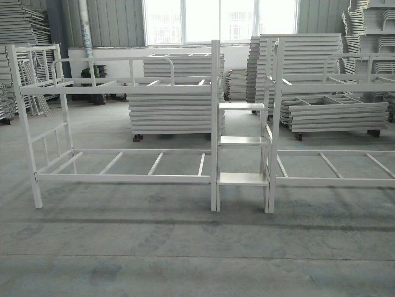 安全型钢制儿童四人床