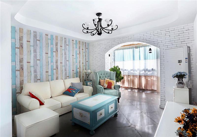 地中海风格|经典案例-南阳华洛装饰工程有限公司