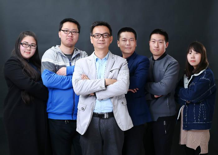 蓝点科技核心团队