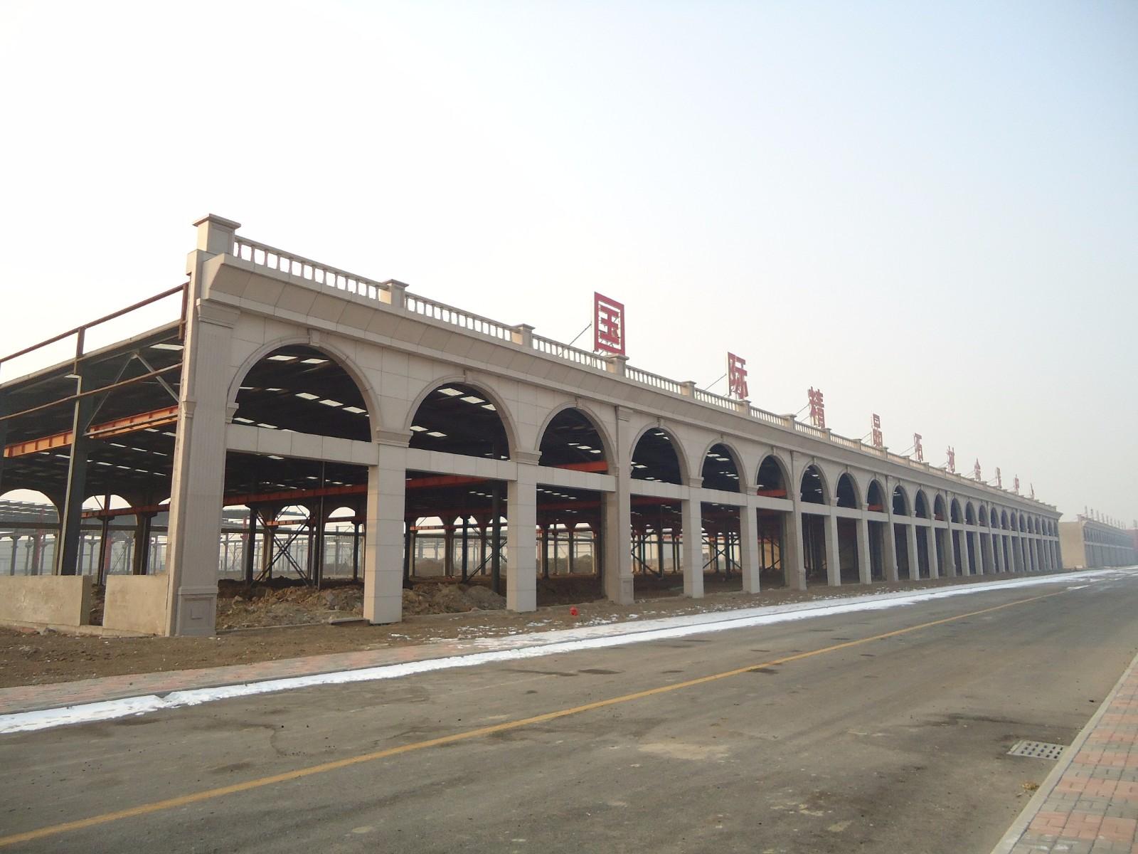 天津国际石材精品展示中心|工程案例-晋江三千网络018