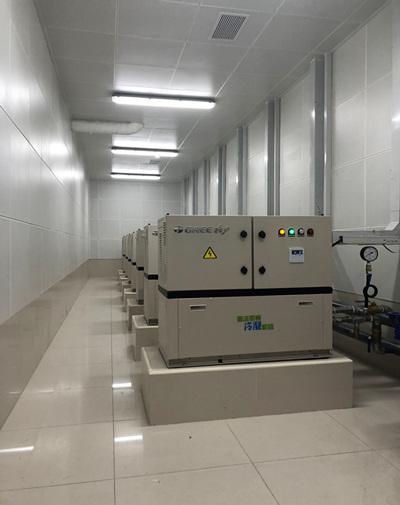 格力冷冻冷藏设备再次服务人民大会堂|公司新闻-山东冰力制冷设备有限公司