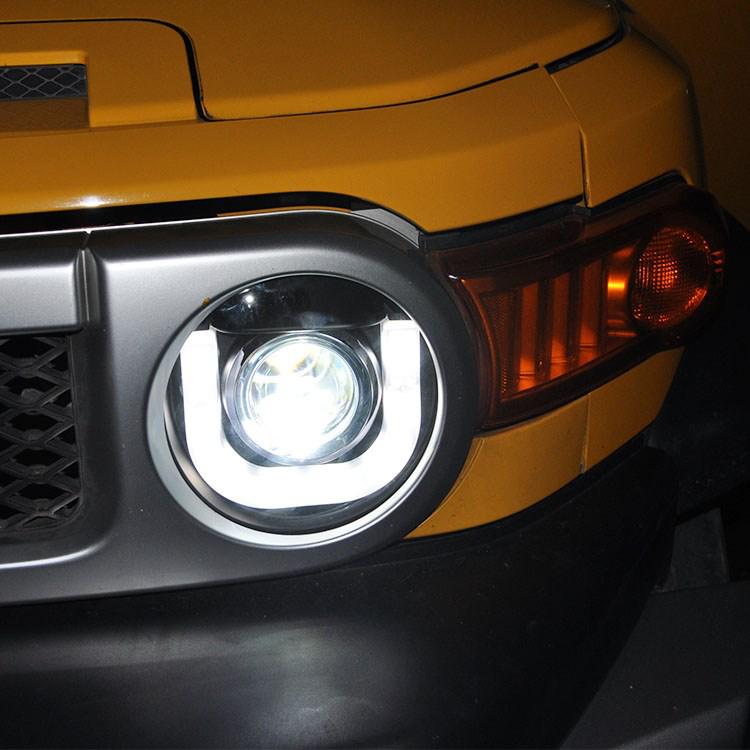 原车灯光,氙气或LED灯.png