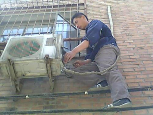 重庆海信空调保养维修办法