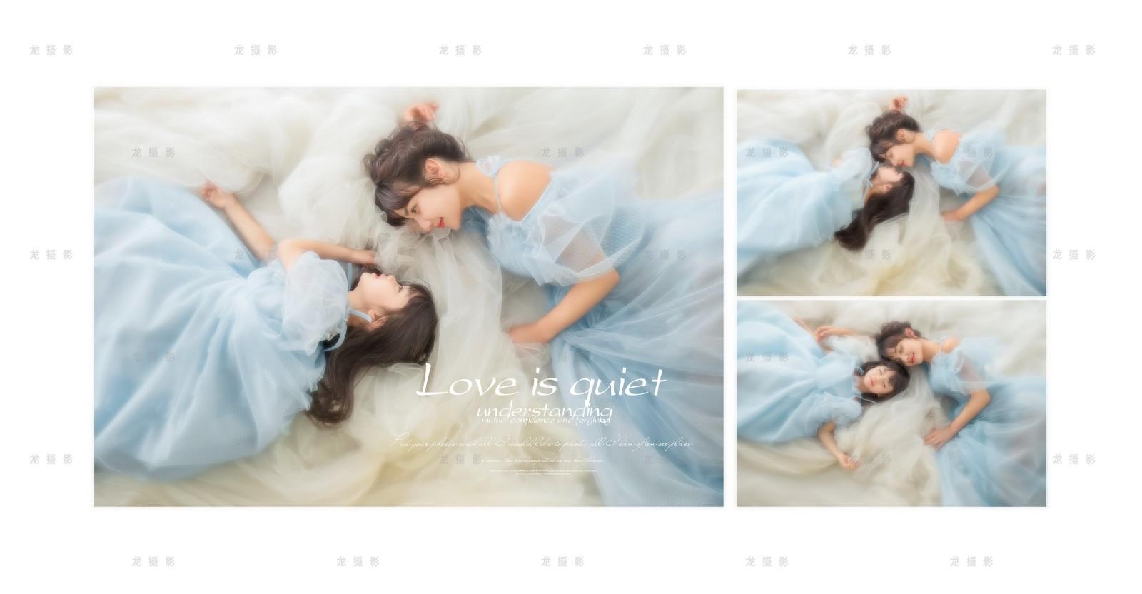 微爱|样片展示-朝阳尊爵龙摄影有限公司