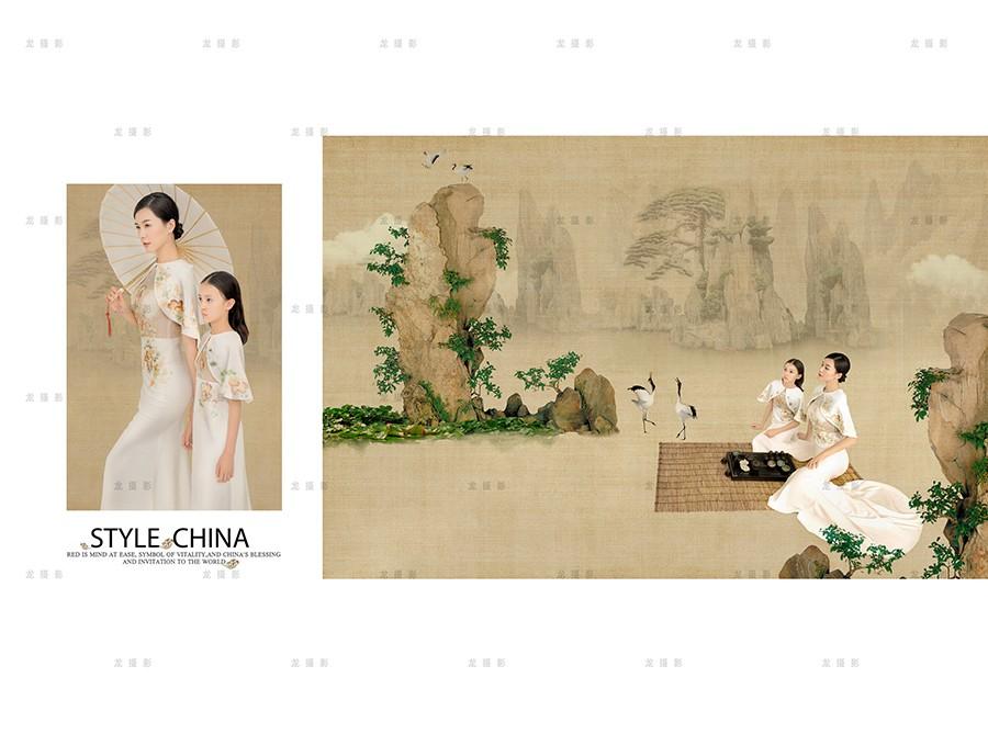 苏·禾|中国风-朝阳尊爵龙摄影有限公司