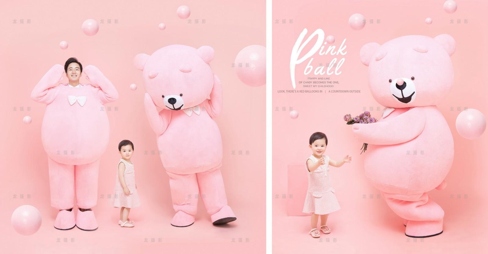 熊孩子|极简-朝阳尊爵龙摄影有限公司