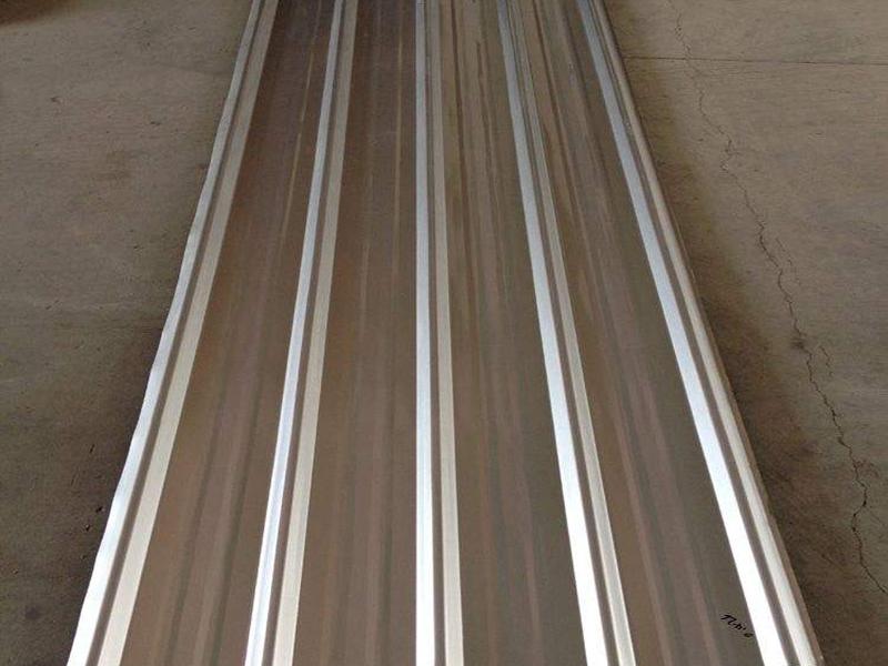 防腐隔熱彩鋁板