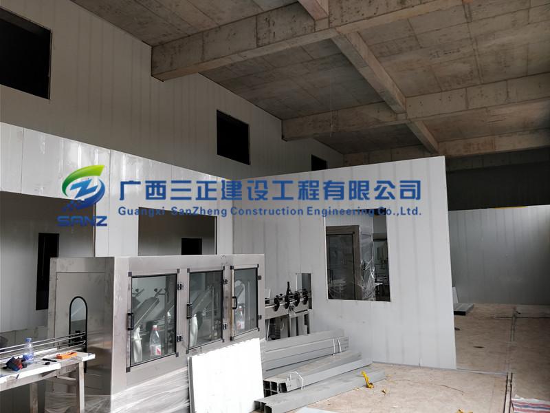 广西净化装修工程