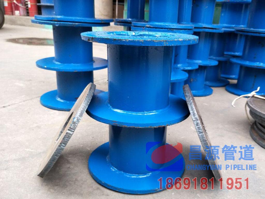 为什么会对防水套管进行防锈处理? 防水套管-西安昌源管道有限公司