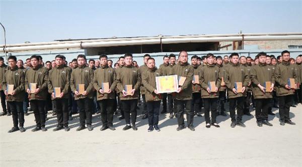 2018军事训练|新闻动态-河南中沃消防科技股份有限公司