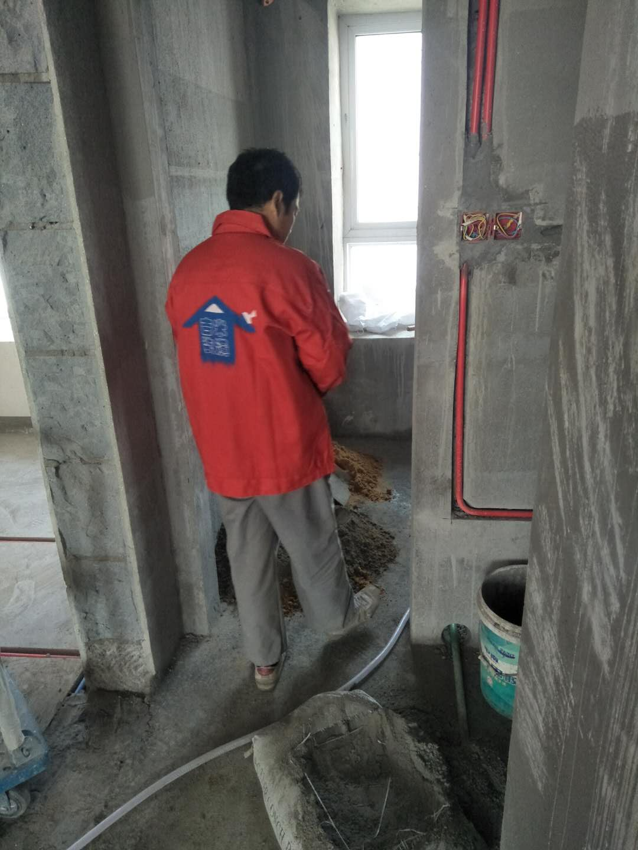 唐家苑|施工工地-上海吉米裝潢有限公司