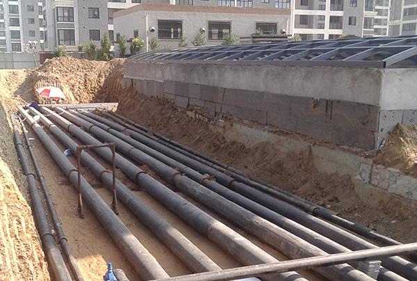 小區二級熱力管網|保溫鋼管系列-滄州市鑫宜達鋼管集團股份有限公司.