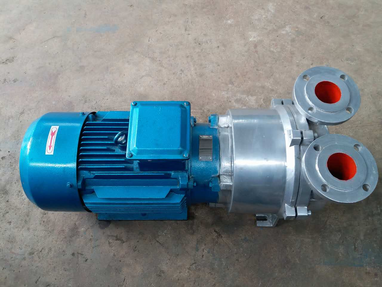 SZ-2-4水环式真空泵|水环式真空泵-上海诚叶真空设备有限责任公司