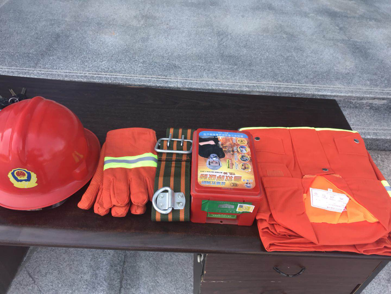 2018年我司駐瑞華高科保安消防培訓|行業資訊-銀盾(廈門)保安服務有限公司