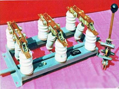 GN6、GN8係列戶內高壓隔離開關|戶內-西安市秦嶺電器廠
