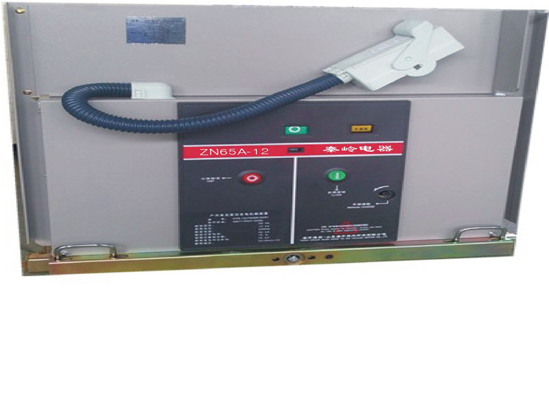發電機出口專用斷路器照片|斷路器係列-西安市秦嶺電器廠